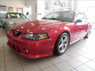 2002 Ford Mustang for sale in Buffalo, NY