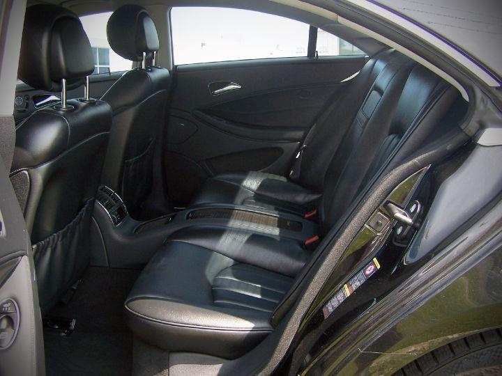2008 mercedes benz cls550 buffalo ny buffalo new york. Black Bedroom Furniture Sets. Home Design Ideas