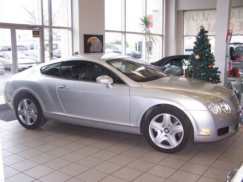 2004 Bentley Continental for sale in Buffalo, NY