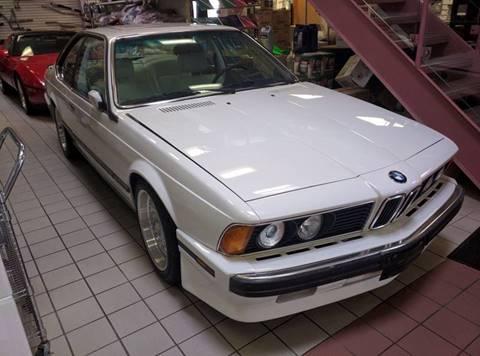 BMW Series For Sale Carsforsalecom - 1988 bmw 6 series