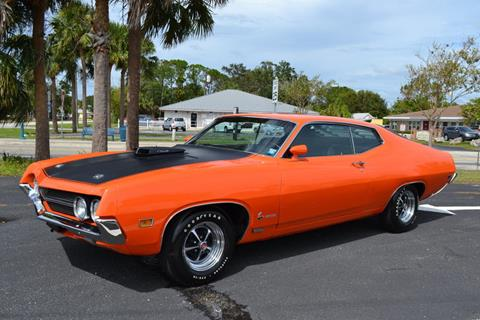 1970 Ford Torino for sale in Englewood, FL