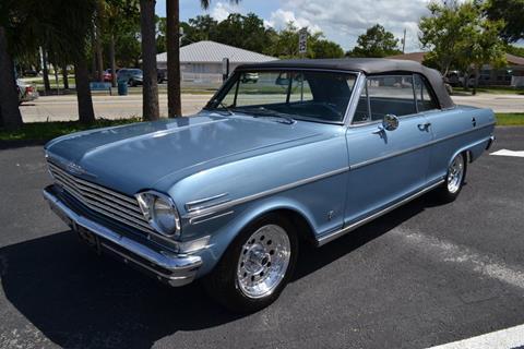 1962 Chevrolet Nova for sale in Englewood, FL
