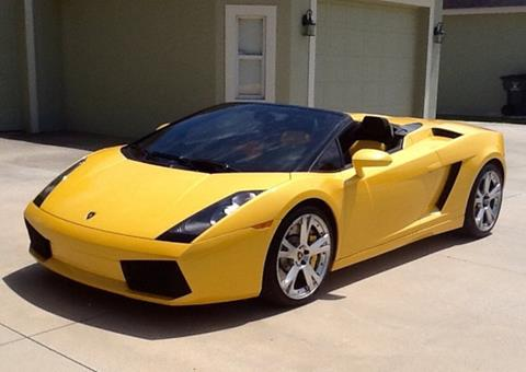 2007 Lamborghini Gallardo for sale in Englewood, FL
