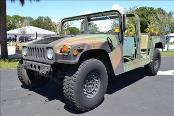 1989 AM General Hummer for sale in Englewood, FL