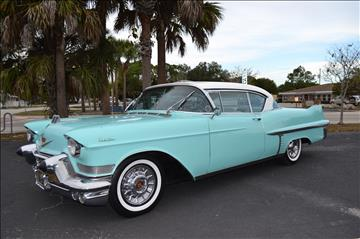 1957 Cadillac Series 62 for sale in Englewood, FL