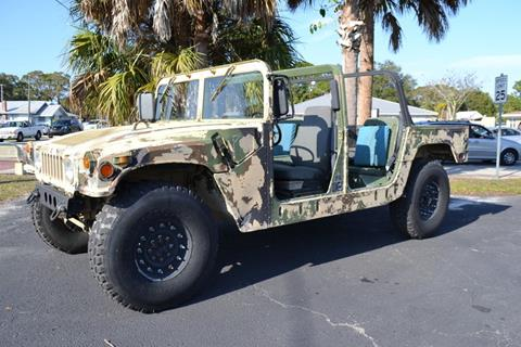 1993 AM General Hummer for sale in Englewood, FL