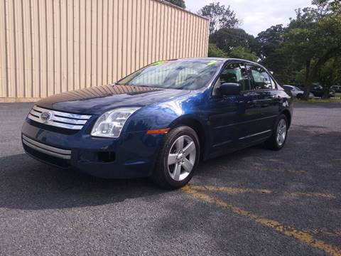 2007 Ford Fusion for sale in Reading, PA