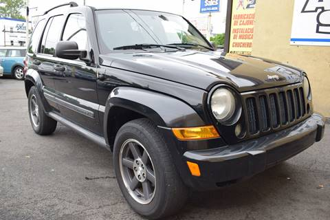 2007 Jeep Liberty for sale in Reading, PA