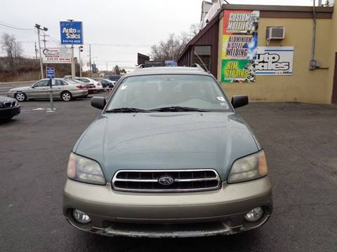 2001 Subaru Outback for sale in Reading, PA
