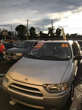 2002 Nissan Quest for sale in Reading, PA
