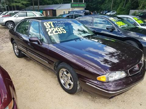 1997 Pontiac Bonneville for sale in Machesney Park, IL