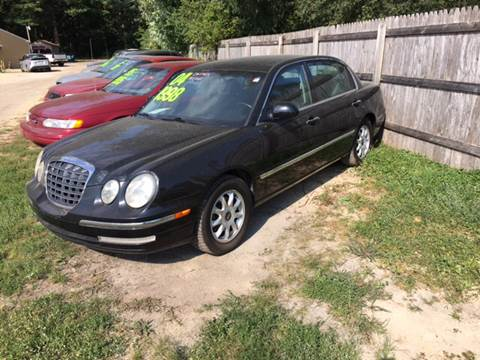 2004 Kia Amanti for sale at Northwoods Auto & Truck Sales in Machesney Park IL