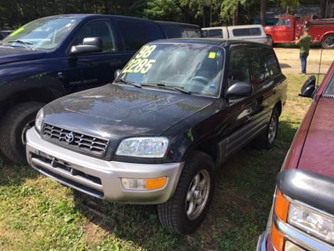 1998 Toyota RAV4 for sale in Machesney Park, IL