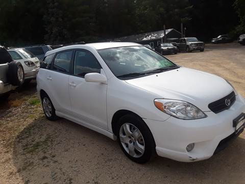 2007 Toyota Matrix for sale at Northwoods Auto & Truck Sales in Machesney Park IL