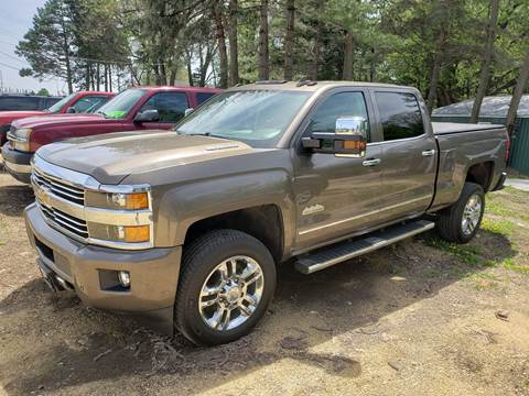 2015 Chevrolet Silverado 2500HD for sale in Machesney Park, IL