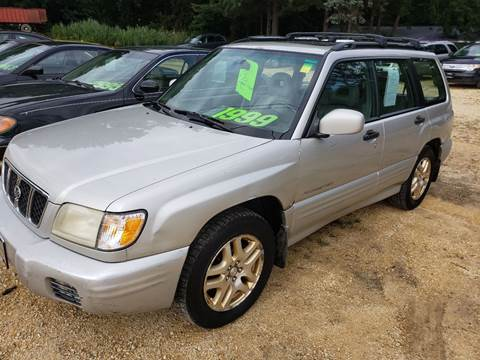 2001 Subaru Forester for sale in Machesney Park, IL