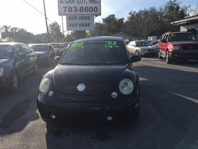 2003 Volkswagen New Beetle for sale in Zephyrhills, FL