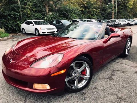 2005 Corvette For Sale >> Used 2005 Chevrolet Corvette For Sale In Amarillo Tx Carsforsale Com