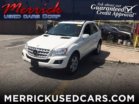 2009 Mercedes-Benz M-Class for sale in Springfield Gardens, NY