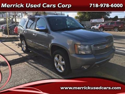 2007 Chevrolet Tahoe for sale in Springfield Gardens, NY