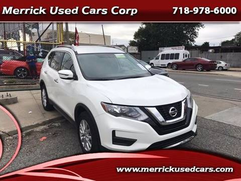 2017 Nissan Rogue for sale in Springfield Gardens, NY