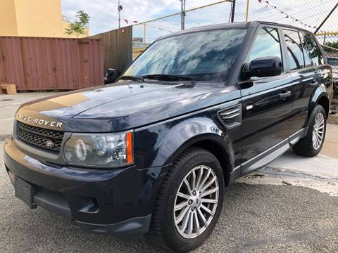 2010 Land Rover Range Rover Sport for sale in Springfield Gardens, NY