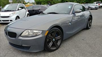 2007 BMW Z4 for sale in Charlotte, NC