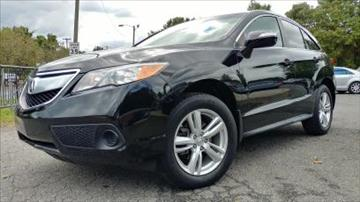 2013 Acura RDX for sale in Charlotte, NC