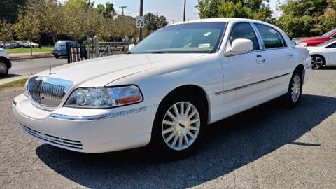 2008 Lincoln Town Car for sale in Charlotte, NC