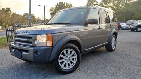 2007 Land Rover LR3 for sale in Charlotte, NC