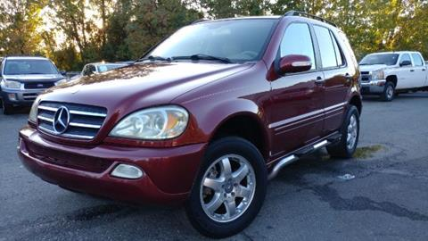 2003 Mercedes-Benz M-Class for sale in Charlotte, NC