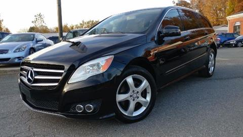 2011 Mercedes Benz R Class For Sale In Charlotte, NC