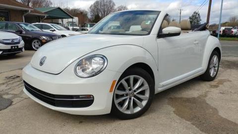 2015 Volkswagen Beetle Charlotte >> 2015 Volkswagen Beetle For Sale In Hinton Wv Carsforsale Com