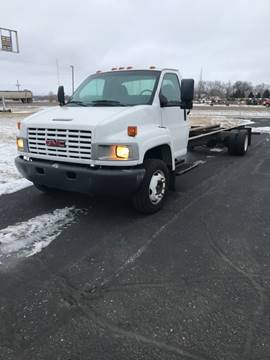 2005 GMC TOPKICK for sale in Hankinson, ND