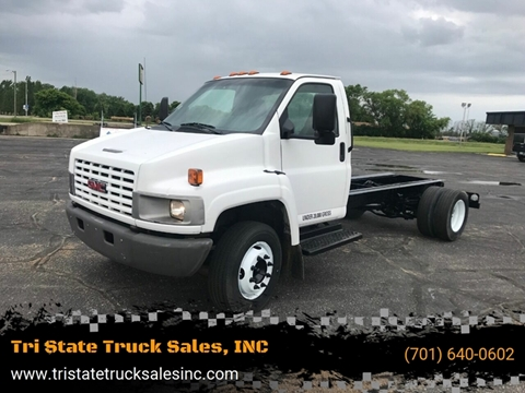 2005 GMC C5500 for sale in Hankinson, ND