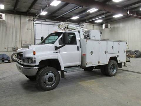2006 GMC C5500 for sale in Hankinson, ND