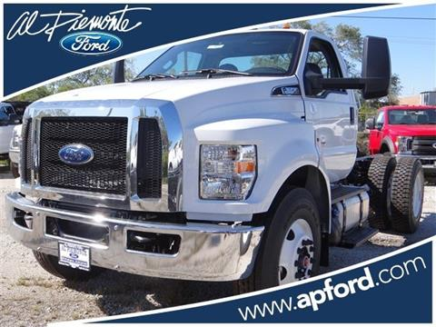 2017 Ford F-650 Super Duty for sale in Melrose Park, IL