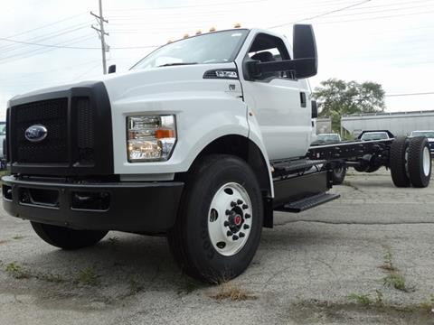 2019 Ford F-750 for sale in Melrose Park, IL