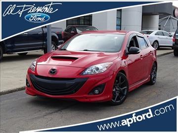 2013 Mazda MAZDASPEED3 for sale in Melrose Park, IL