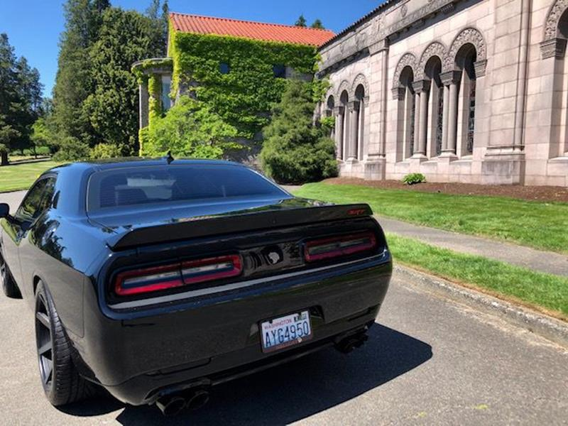 2015 Dodge Challenger SRT Hellcat 2dr Coupe In Seattle WA