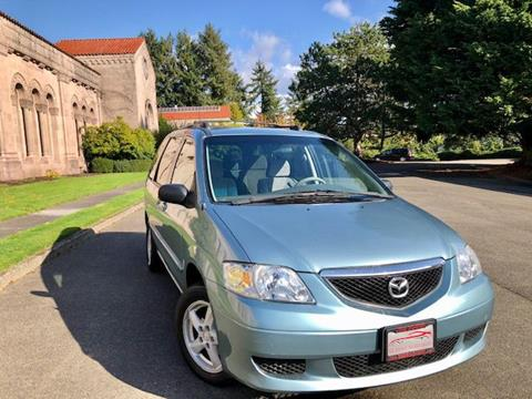2003 Mazda MPV for sale in Seattle, WA