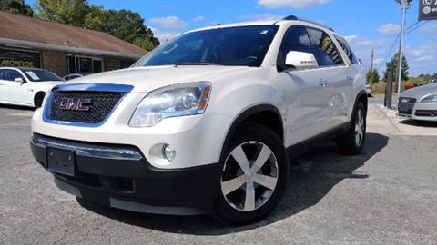 2012 GMC Acadia for sale in Monroe, NC