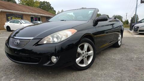 2006 Toyota Camry Solara for sale in Monroe, NC