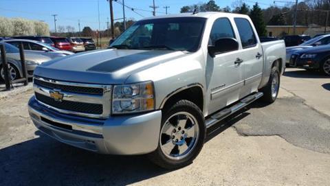 2012 Chevrolet Silverado 1500 for sale in Monroe, NC