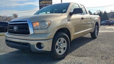 2010 Toyota Tundra For Sale In North Carolina