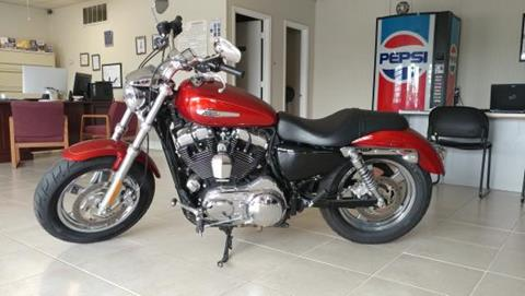 2014 Harley-Davidson XL1200C for sale in Monroe, NC