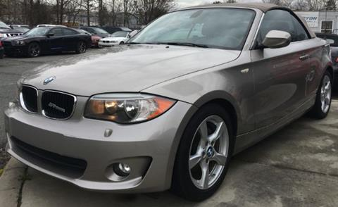 2013 bmw 135i coupe used