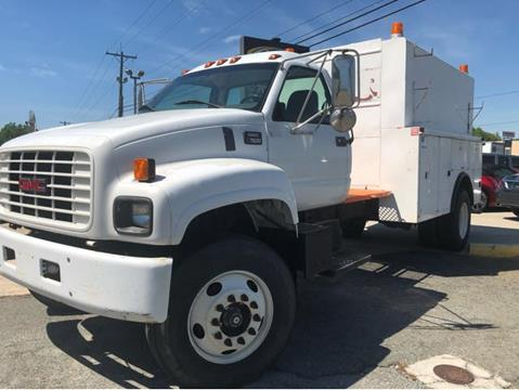 1999 GMC C7500 for sale in Monroe, NC