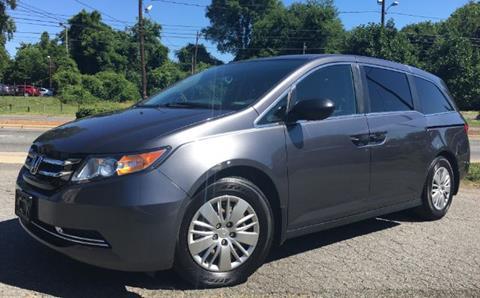 2016 Honda Odyssey for sale in Monroe, NC