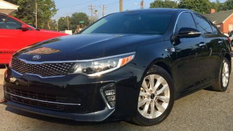 2018 Kia Optima for sale in Monroe, NC